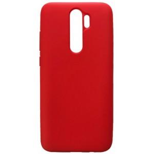GRAND Full Silicone Cover for Xiaomi Redmi 8A red