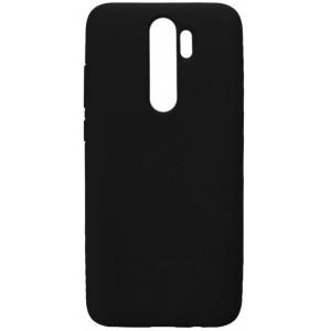GRAND Full Silicone Cover for Xiaomi Redmi 8 black