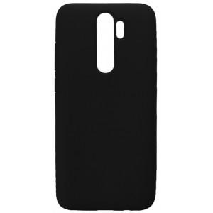 GRAND Full Silicone Cover for Xiaomi Redmi Note 8 black
