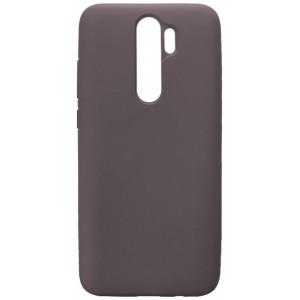 GRAND Full Silicone Cover for Xiaomi Redmi Note 8 lavander