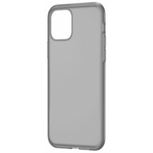 Силикон Baseus Jelly Liquid Silica Gel Protective Case for iPhone 11 Pro Transparent Black