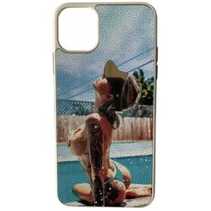 Чехол Beauty аrt iPhone 11 Pro Max Девочка 3
