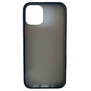 Накладка Gingle Matte Case iPhone 12 /12 Pro black/red