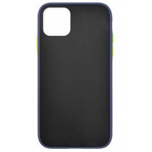 Накладка Gingle Matte Case iPhone 12 /12 Pro blue/green