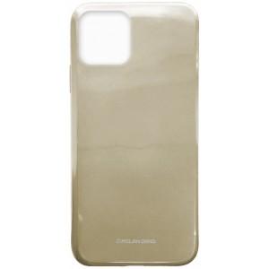 Силикон MOLAN CANO Glossy Jelly Case iPhone 11 Gold