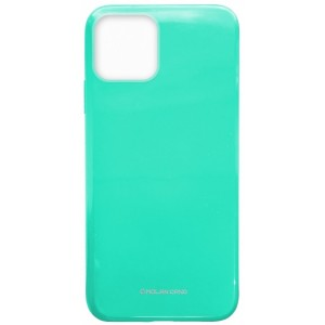 Силикон MOLAN CANO Glossy Jelly Case iPhone 11 light green