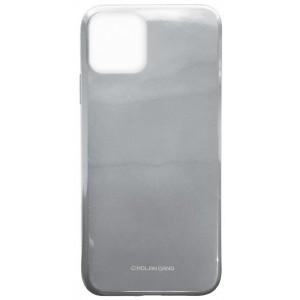 Силикон MOLAN CANO Glossy Jelly Case iPhone 11 grey
