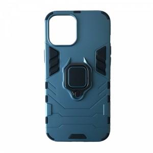 Накладка Protective for iPhone 12 /12 Pro Dark Grey