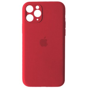 Silicone Case Full Camera for iPhone 11 Pro (65) pink citrus