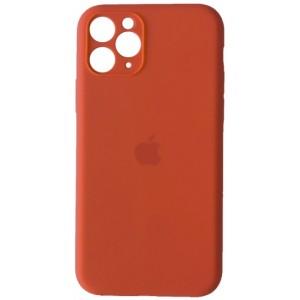 Silicone Case Full Camera for iPhone 11 Pro (66) kumquat