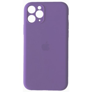 Silicone Case Full Camera for iPhone 11 Pro (41) lilac