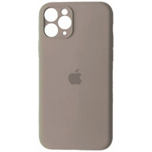 Silicone Case Full Camera for iPhone 11 Pro (19) pink sand