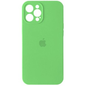 Silicone Case Full Camera for iPhone 11 Pro (50) spearmint