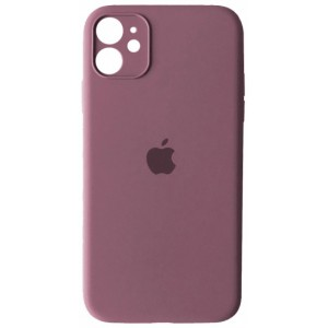 Silicone Case Full Camera for iPhone 11 (62) lilac pride