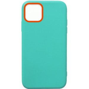 Силикон WOW Case iPhone 11 Pro Max sky blue