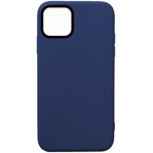 Силикон WOW Case iPhone 11 Pro dark blue