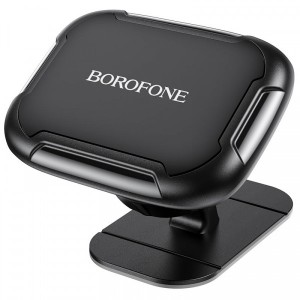 Автодержатель BOROFONE BH36 Voyage magnetic Black