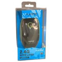 Мышь/mous Беспроводная оптическая мышь AITNT P1 Black