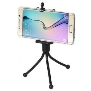 Мини штатив AS1 для смартфона и фотоаппарата Black