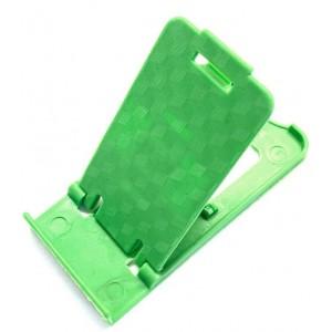 Подставка для смартфона AL-2 размер 8х3,7 см Green