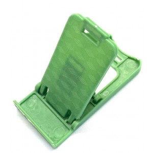 Подставка для смартфона AL-4 размер 6,3х3 см Green