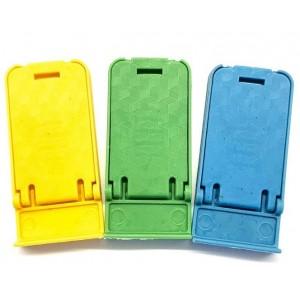 Подставка для смартфона AL-4 размер 6,3х3 см Blue