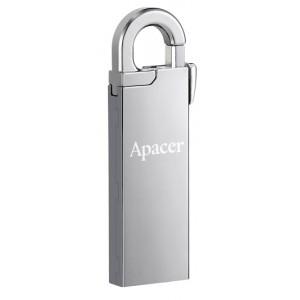 USB 2.0 Apacer AH13A 64Gb silver