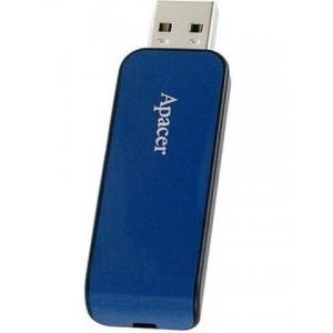 USB 2.0 Apacer AH334 64Gb blue