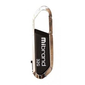 USB 2.0 Mibrand Aligator 32Gb Black