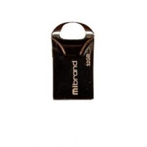 USB 2.0 Mibrand Hawk 32Gb Black