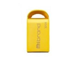 USB 2.0 Mibrand lynx 32Gb Gold