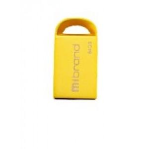 USB 2.0 Mibrand lynx 64Gb Gold