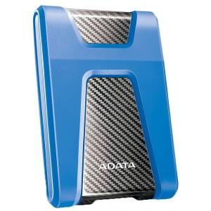 PHD External 2.5'' ADATA USB 3.2 Gen. 1 DashDrive Durable HD650 1TB Blue