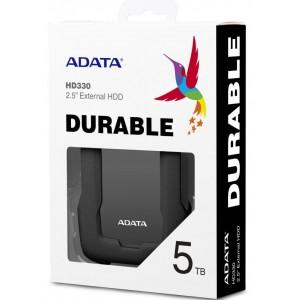 Внешний жесткий диск 2.5'' ADATA USB 3.1 DashDrive Durable HD330 5TB Black