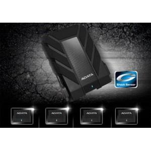 Внешний жесткий диск 2.5'' ADATA USB 3.1 DashDrive Durable HD710 Pro 4TB Black