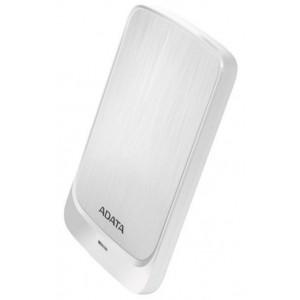 Внешний жесткий диск 2.5'' ADATA USB 3.1 HV320 1TB Slim White
