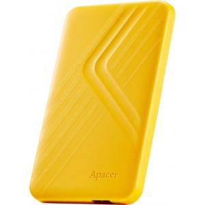 PHD External 2.5'' Apacer USB 3.2 Gen. 1 AC236 1Tb Yellow (color box)