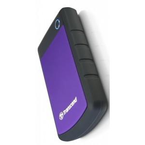 PHD External 2.5'' Transcend USB 3.0 25H3 2Tb Purple
