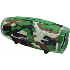 Колонка BOROFONE BR3 Rich sound sports camouflage green