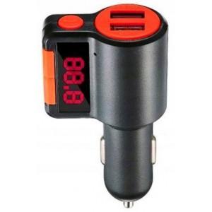 FM-Модулятор Bluetooth KCB-905 Red