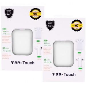 Наушники iV99 TWS Bluetooth 5.0 Box white