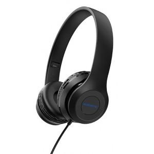 Наушники BOROFONE BO5 Star sound wired with mic black