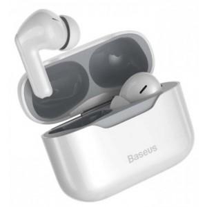 Наушники Baseus SIMU ANC True Wireless Earphone S1 White NGS1-02