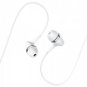 Наушники HOCO M76 Maya universal earphones White