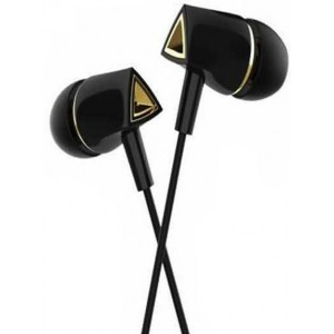 Наушники Proda Pauz Series Wired Music in-Ear Headphone PD-E200 Black