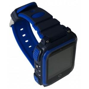 Детские часы SMART BABY WATCH V88 (LBS) waterproof dark blue