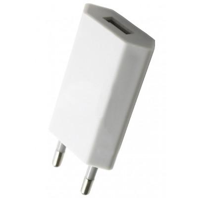СЗУ плоский 1 USB White