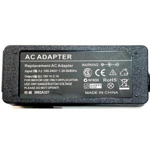 Power adapter для ноутбука Asus 19V 2,1A штекер 2,5x0,7 mm