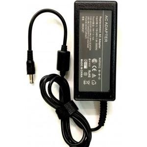 Power adapter для ноутбука Samsung 19V 3,16 A штекер 5,5x3 mm