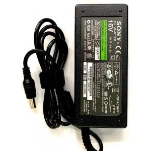 Power adapter для ноутбука Sony 16V 4 A штекер 6,5x4,4 mm